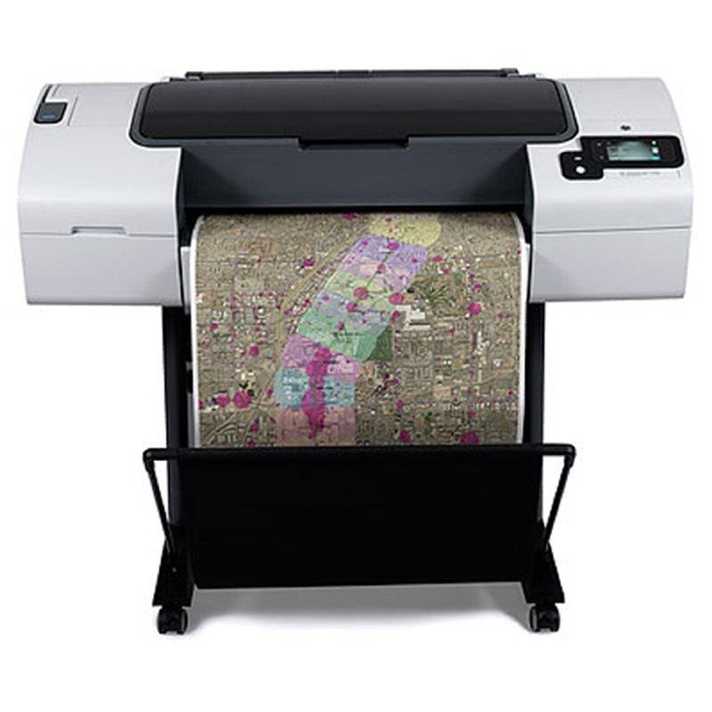 HP DesignJet T790 610 mm (24 Zoll) ePrinter