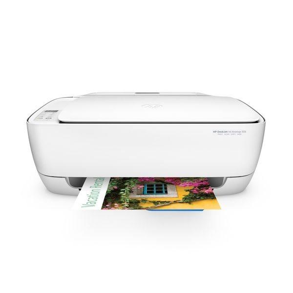 HP DeskJet 3636 All-in-One-Drucker