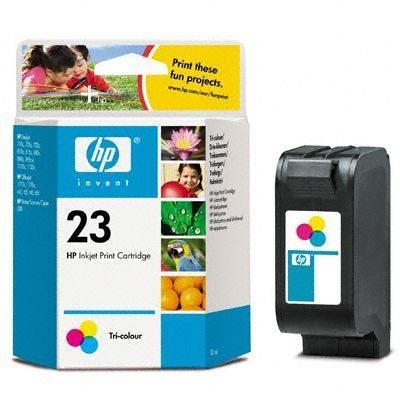 HP Dreikammer-Tintenpatrone Nr. 23XL - HP C1823D -