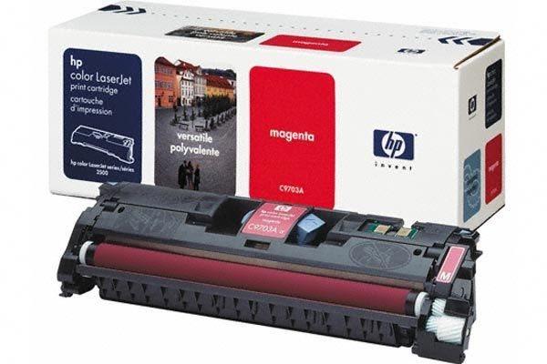 HP Druckkassette für Color Laserjet 2500 magenta