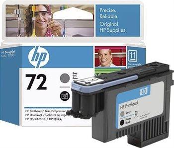 HP Druckkopf foto-schwarz Nr. 72