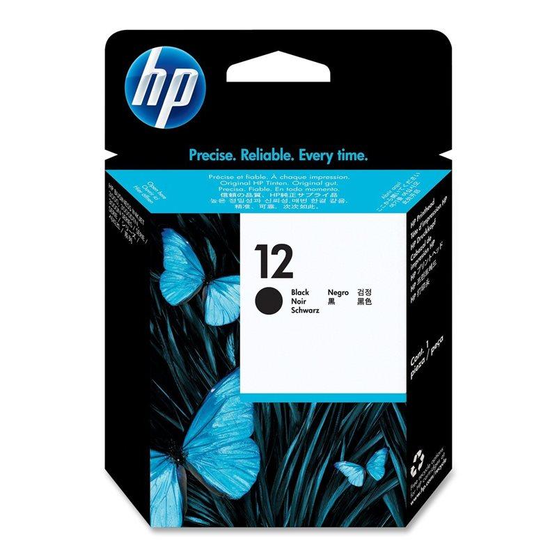 HP Druckkopf Nr. 12 - C5023A - black