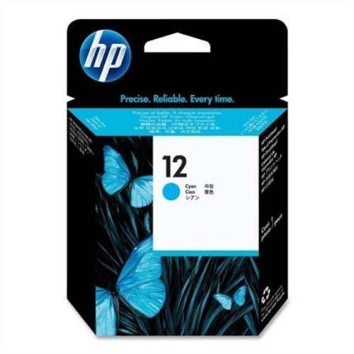 HP Druckkopf Nr. 12 - C5024A - cyan