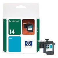 HP Druckopf Nr. 14 cyan für Color Inkjet CP 116