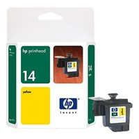 HP Druckopf Nr. 14 yellow für Color Inkjet CP 116