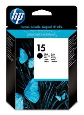 HP Druckpatrone schwarz für DJ 840 - C6615NE