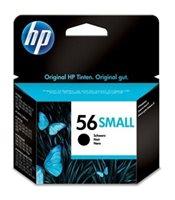 HP Druckpatrone schwarz klein , C6656GE