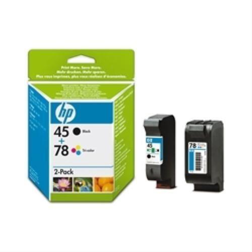 HP Druckpatronen Kombipack (Nr. 45 + 78) , SA308AE