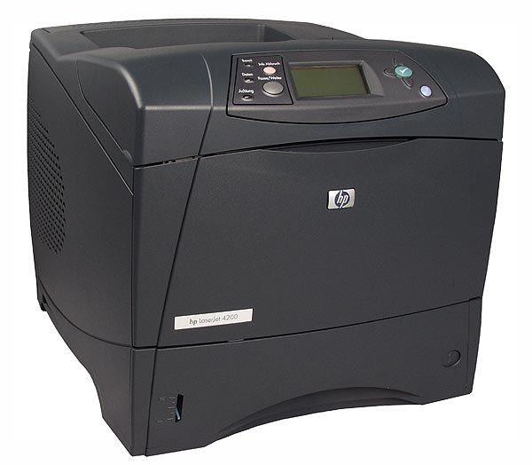 HP LaserJet 4200N  - PC-RENEW-
