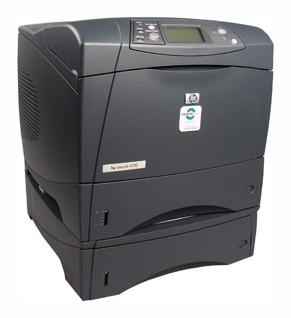 HP LaserJet 4200TN  - PC-RENEW-