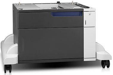 HP LaserJet 500-Blatt Papierfach mit Standfuß