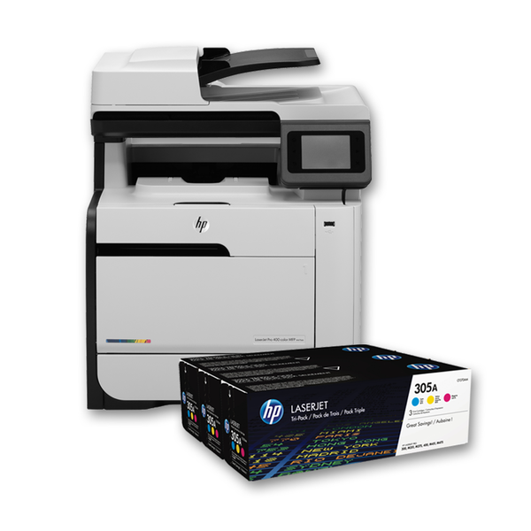 HP Laserjet Color MFP M475DW-BUNDLE