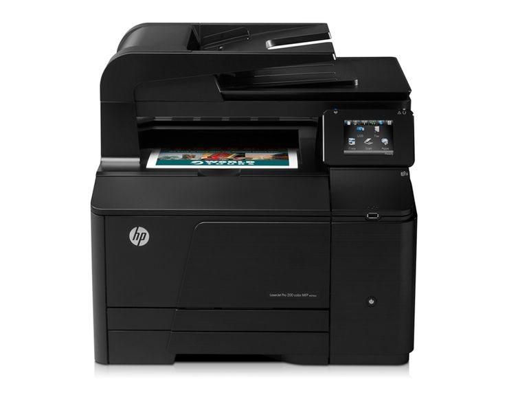 "HP Laserjet Color MFP ""Pro200"" M276N, CF144A"