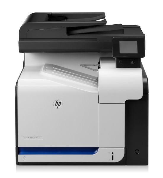 HP LaserJet Enterprise 500 Color MFP M570dn