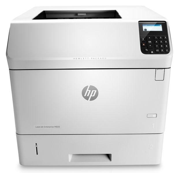 HP LaserJet Enterprise M605dn