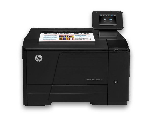 "HP LaserJet ""Pro200"" M251NW Farblaserdrucker"