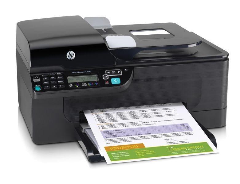 HP Officejet 4500 AiO