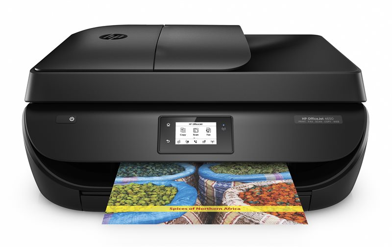HP OfficeJet 4650 All-in-One-Drucker