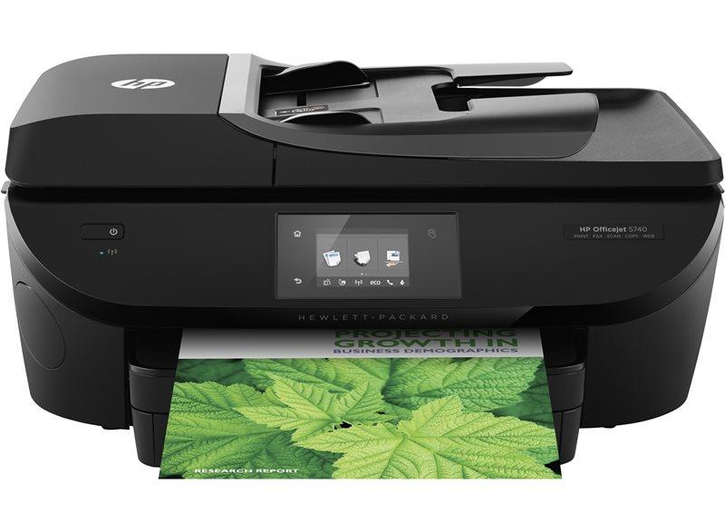 HP Officejet 5740 e-All-in-One Drucker