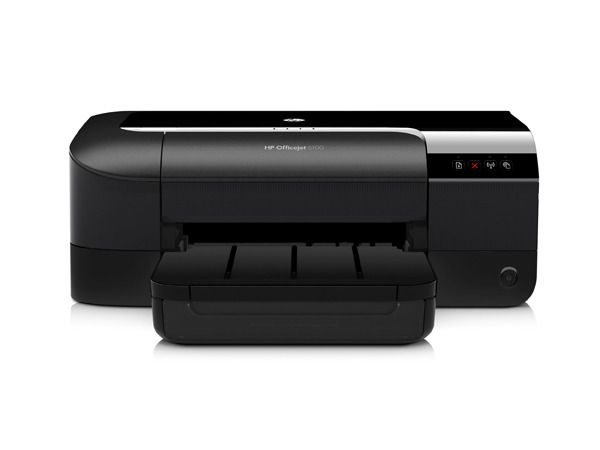 HP OfficeJet 6100 Farb-Tintenstrahldrucker, CB863A
