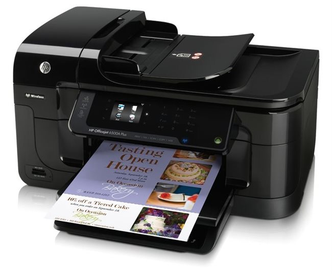 HP Officejet 6500A-PLUS e-All-in-One CN557A