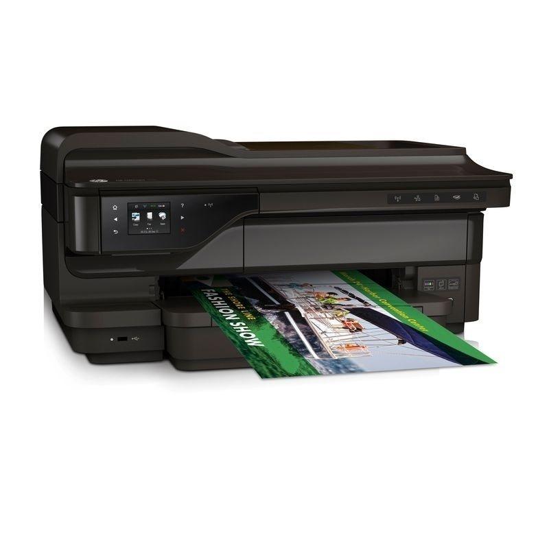 HP Officejet 7612 e-AiO-Großformatdrucker