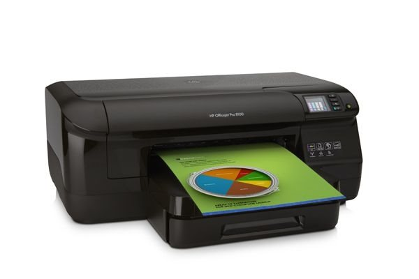 HP OfficeJet 8100
