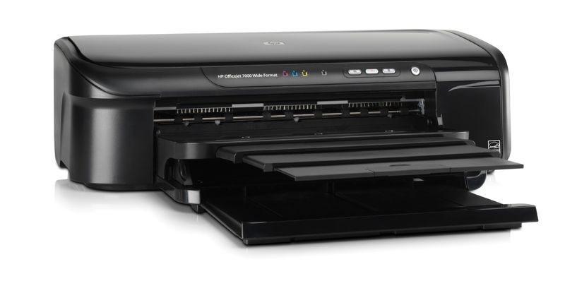 HP OJ 7000 Farb-Tintenstrahlsdrucker A3+, C9299A