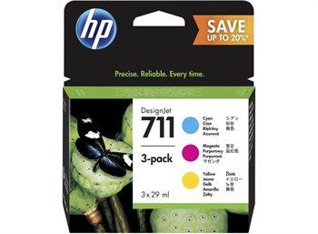 HP Original - Tinten CMY -  P2V32A
