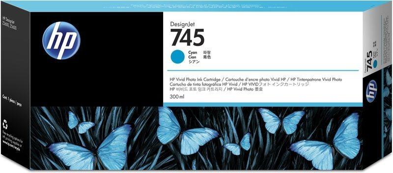 HP Original - HC Tinte cyan -  F9K03A