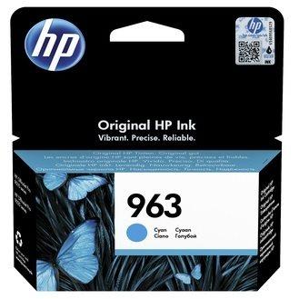 HP Original Tinte 963 cyan - 3JA23AE