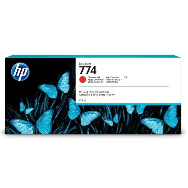 HP Original Tinte chromrot - P2W02A