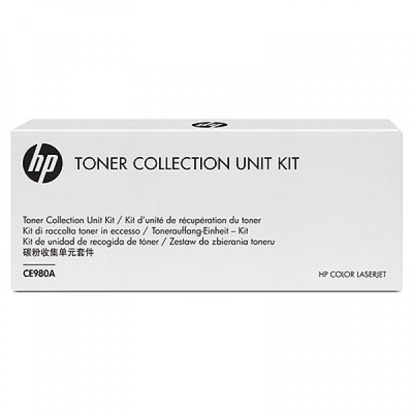 HP Resttonerbehälter - CE980A