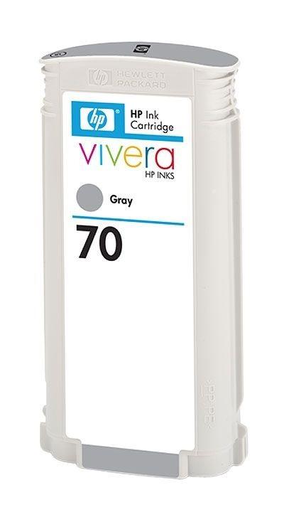 HP Tinte Nr. 70  grau für DesignJet Z3100 (2)