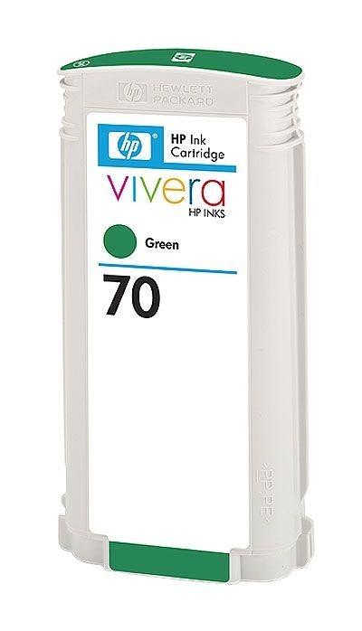 HP Tinte Nr. 70 grün für DesignJet Z3100-Serie (2)