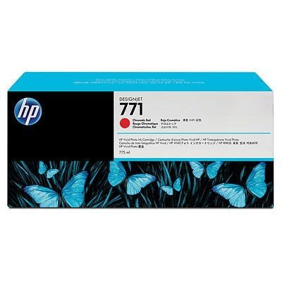 HP Tinte Nr. 771 chromrot für Z6200, CE038A