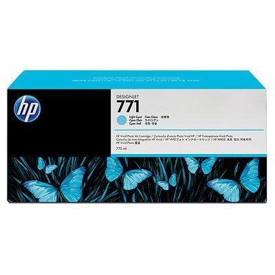 HP Tinte Nr. 771 hellcyan für Z6200, CE042A