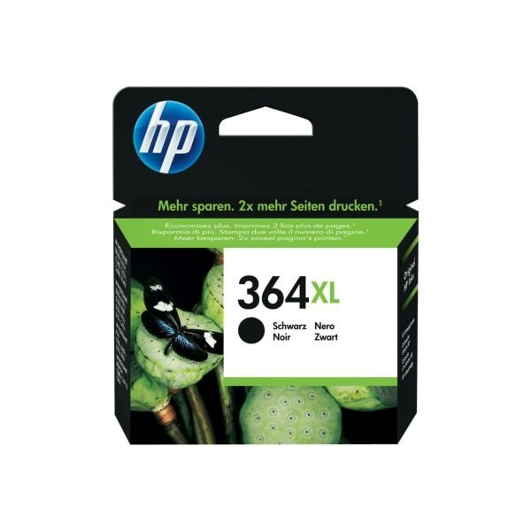 HP Tinte schwarz Nr. 364XL - CB321EE