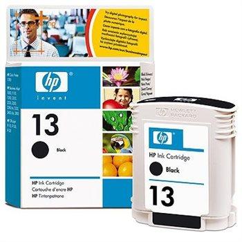 HP Tintenpatrone Nr. 13 - C4814A - schwarz