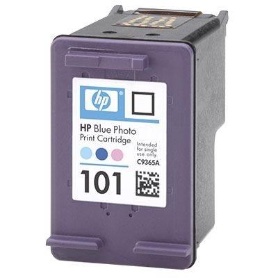 HP Tintenpatrone Nr. 101 blau, C9365A