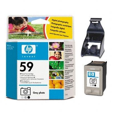 HP Tintenpatrone Nr. 59 - C9359A - grau