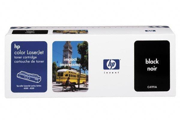HP Toner für Color LJ4500 schw. - C4191A -