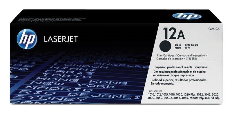 HP Toner für Laserjet 1010/1012/1015/1020