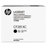 HP Toner schwarz -  CF281XC