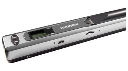 HYUNDAI Pocket Scanner MS01, silber