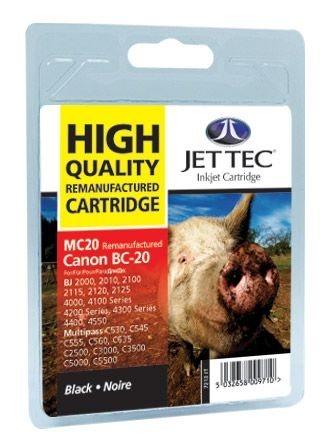 Jet tec Tinte für Canon BJC 2000 (101C002001)