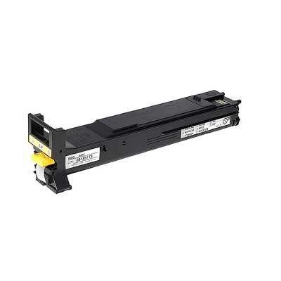 Konica Minolta 4650, Toner Yellow (4K), A0DK251