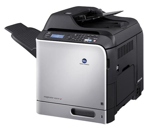 Konica-Minolta magicolor 4690MF BUNDLE