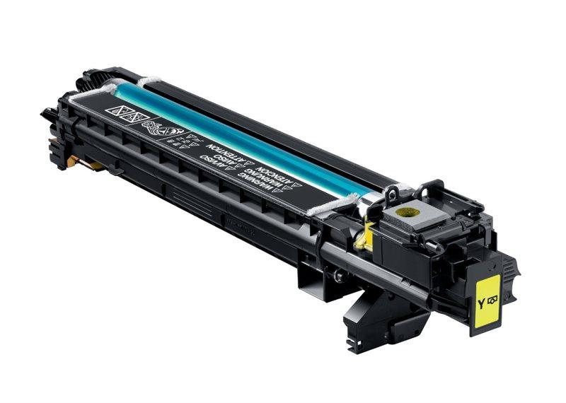 Konica-Minolta Print Unit gelb für C35P, A0WG08J