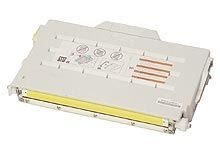 Konica Minolta Toner gelb für QMS Magicolor 6100